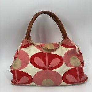 Vintage Orla Kiely handbag tote